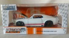 JADA TOYS 1970 FORD MUSTANG BOSS 429 BIG TIME MUSCLE DIECAST