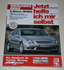 Reparaturanleitung Mercedes C-Klasse W203 C 180 200 230 240 280 320 350 55 AMG