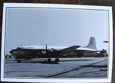 AVIATION, PHOTO AVION DC 6B