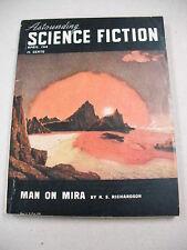 """""""ASTOUNDING SF"""" 4/48 FINE! H. BEAM PIPER! `PADGETT`! WILLIAMSON! BONESTELL COVER"""