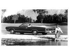 1971 Ford LTD Convertible Automobile Photo Poster zua7504-8TGZBO