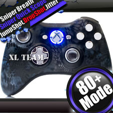 XBOX 360 CAMO RAPID FIRE MODDED CONTROLLER COD AW MW2 MW3 BLACK OPS 3 JITTER