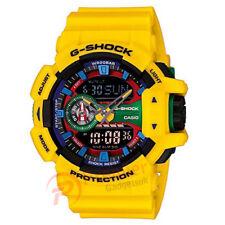Casio G-Shock GA-400-9A Mineral Glass Men's Brand New Watch