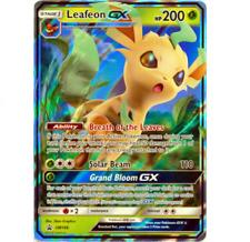 Leafeon GX SM146 NM Pokemon Evolution Celebration Tin Promo