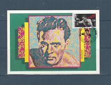 carte  1er jour  boxe  Marcel Cerdan  75 Paris   1991