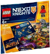 LEGO Nexo Knights 5004388 Intro Pack mit Figur Polybag Promo Beutel