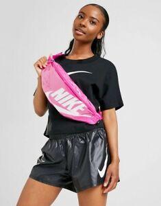 Nike Heritage Hip Pack Cross Body Shoulder Messenger Bum Waist Bag CK7914-601