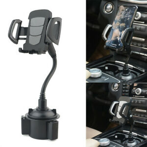 Universal Car 360Adjustable Cup Holder Mount for iPhone 11pro/Pro/Max Cell Phone