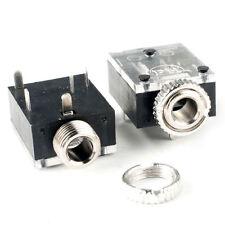 "20pc,Panel PCB 3.5mm 1/8"" Female TRS Headphone Jack Audio Stereo Cable Plug,3032"