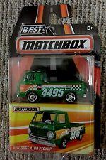 Matchbox Dodge A100 Best Of Matchbox Green