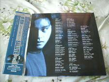 a941981 Leslie Cheung 張國榮 2015 12-inch Promo Sample Paper Jacket OBI Only Salute