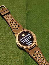 Samsung Galaxy Watch 46mm Bundle (4G LTE) SM-R805U Silver