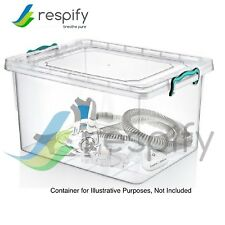 CPAP Cleaner and Sanitizing Machine No Brush & Wipes Resmed Respironics Simple!