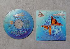 """CD AUDIO MUSIQUE / SASH! FEAT. RODRIGUEZ """"ECUADOR"""" CDS 5T 1997 FULL ACE MUSIC"""