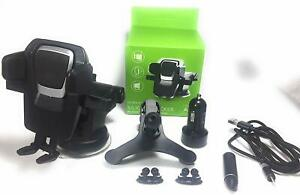 Weststone 6 in 1 Car Phone Sets Including Dash & Windshield Car Mount Phone Hold