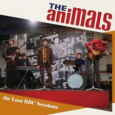 THE ANIMALS-THE LOST BBC SESSIONS-JAPAN CD F04
