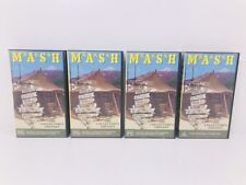 WELCOME TO MASH PILOT EPISODE  PAL VHS VIDEO TAPE COLLECTORS EDITION 4 TAPES
