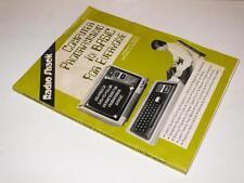 Radio Shack ~ computer programmazione in Basic ~ softback LIBRO ~ Tandy trs-80