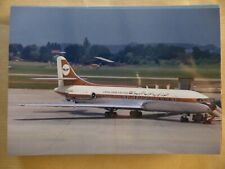 LYBIAN ARAB AIRLINES  CARAVELLE III    5A-DAA      /  collection vilain N° 962
