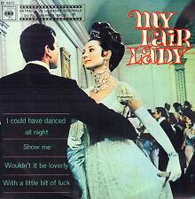 "FREDERIC LOEWE – My Fair Lady (1965 OST VINYL EP 7"" HOLLAND)"