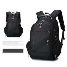 SwissGear Men's Backpack Hiking Travel Backpack School bag Satchel Computer bag