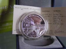 1,50 Euro 2007 Pont Neuf Silber PP nur 3000 Exemplare rar