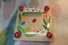 Children's Wooden Ladybird Flower Press! Craft, Dry & Preserve Flowers!