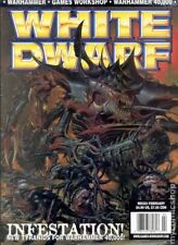 GW WHITE DWARFT #253 TYRANIDS'THE BATTLE OF BLACK WATER PASS,DARK ANG,MAG