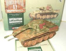 Corgi CC60201 PzKpfw V Panther Ausf.D Panzer Regt, Op Barbarossa Russia in 1:50
