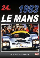 Le Mans 1983 - Review (New DVD) The Worlds greatest 24 Hour Endurance race
