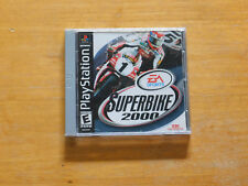 Superbike 2000, COMPLETE (Sony PlayStation 1, 2000)