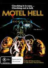 Motel Hell - 1980 Horror - Rory Calhoun, Paul Linke, Nancy Parsons - DVD