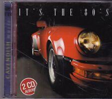 Cavendish Music CD It's the 80's 2 CD Album CAV CD 132