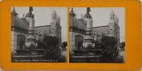 Saint-Raphaël L Chiesa Francia Foto Stereo Vintage Analogica c1900