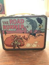 The Road Runner Lunch Box By King- Seeley Thermos Co. ~ No Thermos