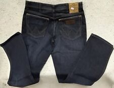 WRANGLER jeans Texas Vintage BlueBlack Stretch Tg.W40/L34