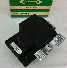 Rees 3845 Heavy Duty Open Close Rocker Switch 600vacdc 03845 000 New In Box