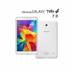 Samsung Galaxy Tab 4 SM-T230 7inch WiFi Front and Back Cam White UK Model