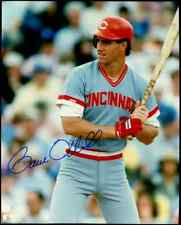 Paul O'Neill Cincinnati Reds Authentic Autographed Signed 8x10 Photo Fast Ship