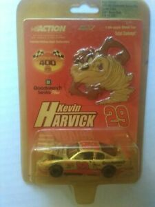 Action 1/64 Goodwrench Service Plus Kevin Harvick Tasmanian Devil 2001