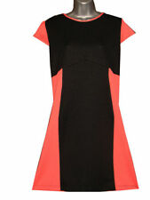 Unbranded Party Patternless Synthetic Dresses for Women