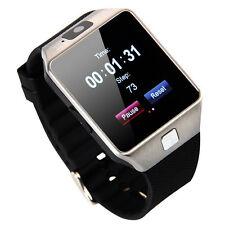 Smartwatch Bluetooth Smart Watch Armband Handy Uhr für Iphone Android Kamera Sim