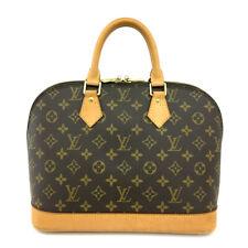 Louis Vuitton Monogram Alma Tote Hand Bag Purse /90304