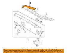 Scion TOYOTA OEM tC Liftgate Tailgate Hatch-Side Trim Panel Right 6793721020B0