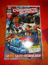 Comics VO DC CYBERNETIC SUMMER N°1 - Neuf - 80 Pages - Metal Men, Batman