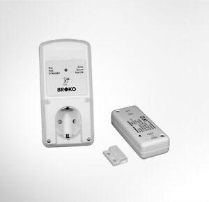 Broko Funk-Abluft-Sicherheitsschalter BL220F (SG) DIBt zugelassen und geprüft