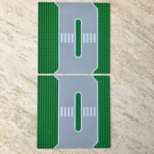 Lego 2# placas base 32x32 verde con Road PT 309px1: conjuntos de 6397 6597 6398 6399