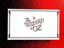2014 75TH ANNIVERSARY WIZARD OF OZ BOXED PIN  SET