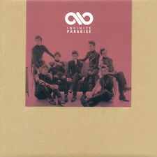 Infinite - Paradise Special Repackag(1st Album) New Sealed CD , Photobook K-Pop