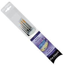 Da Vinci Aquarellmalerei Aquarellpinsel NOVA Synthetik-Malpinselset Serie 5230